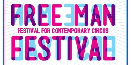 1 Tag | Free Man Festival |Festival for contemporary Circus and Arts