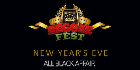 Reggae Fest New Year's Eve All Black Affair at Howard Theatre tickets