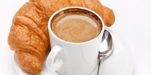 Café Croissant Business