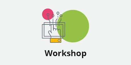 Grundausbildung für neue Notes Entwickler für Azubis und Quereinsteiger [Fachgruppe Development] Tickets