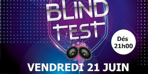 Blind Test - Fête de la musique