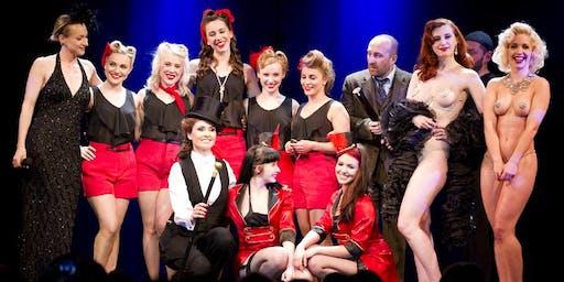 CIRQUE DU CABARET, Theatre show