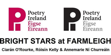 POETRY IRELAND presents BRIGHT STARS tickets