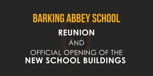 BA Reunion/Opening of the New School Buildings