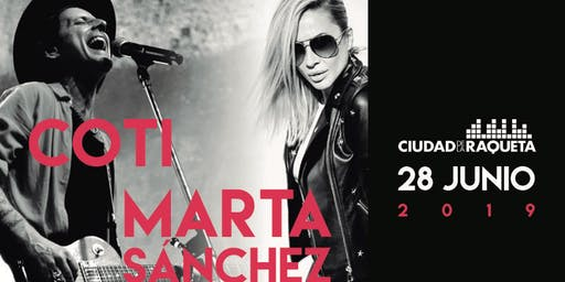 Marta Sánchez + Coti