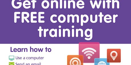 Learn My Way, Basic Computer Training  tickets