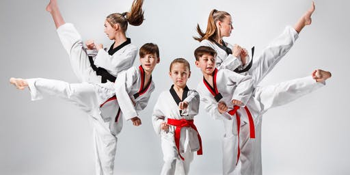 MONDAYS & THURSDAYS: Taekwondo(K5-G.12) - 4,000 Baht