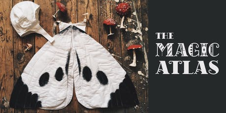 The Butterfly Ball with Magic Atlas (2) tickets