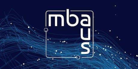 MBAus 2019 tickets