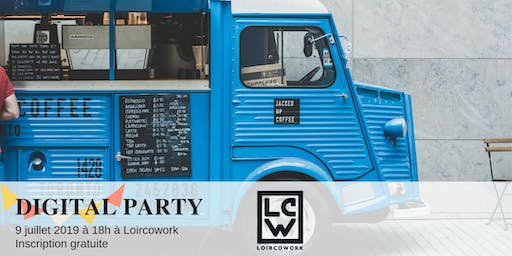 #Digital Party | Un moment convivial entre professionnels