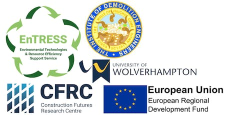 Deconstruction and Modern Building Materials - University of Wolverhampton and IDE Regional Meeting tickets