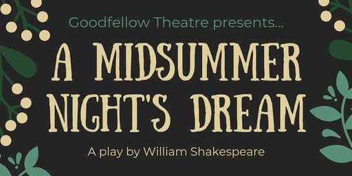 A Midsummer Night's Dream: Matinee