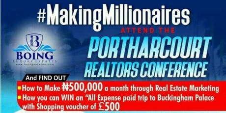 Port Harcourt Realtors Conference  tickets