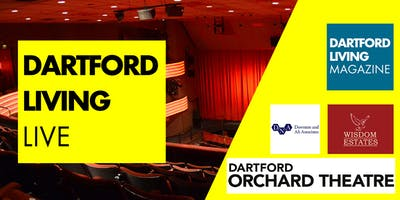 Dartford Living Live - 1st October 2019 7-9pm