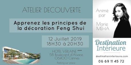 Atelier Découverte du Feng Shui tickets