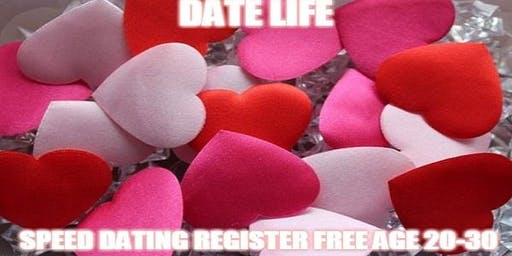 Dating Life - Speed Dating Event
