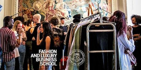Fashion Day : Découvrez la nouvelle école EIDM tickets