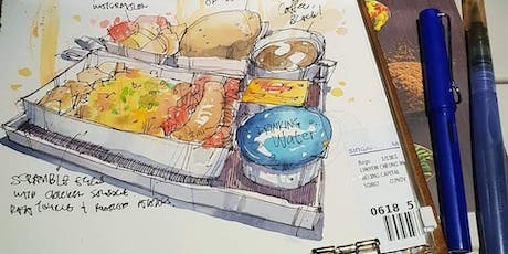 Journaling Festival 2019: TN Jamming - Urban Sketching by James Lim tickets