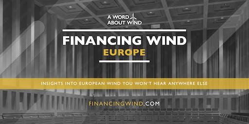 Financing Wind Europe 2019