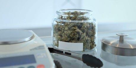 Register Your Interest: Medical Cannabis Educational Seminar (Edinburgh) tickets