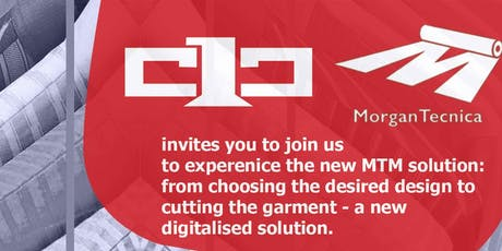 Morgan MTM: Digitalised Cutting Room Solution tickets