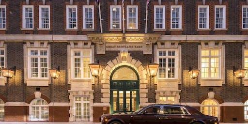 Great Scotland Yard Hotel Pre-Opening Recruitment Event