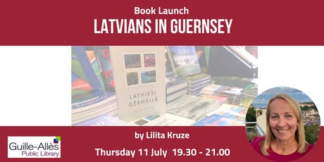 Book Launch: Latvians in Guernsey tickets