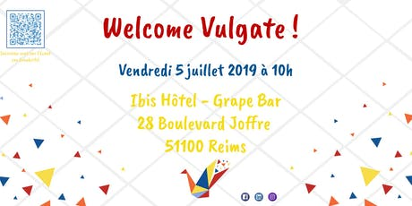 Welcome Vulgate ! billets
