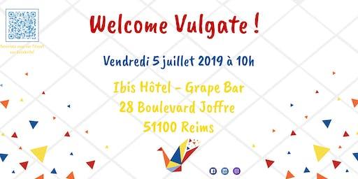 Welcome Vulgate !