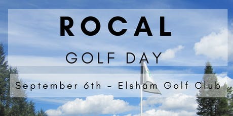 Rocal Golf Day 2019 tickets
