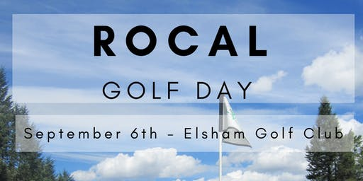 Rocal Golf Day 2019