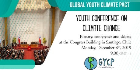 Youth Conference on Climate Change tickets