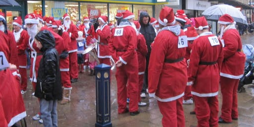 Huddersfield Lions Santa Dash and Reindeer Run 2019