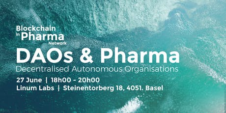 DAOs & Pharma billets