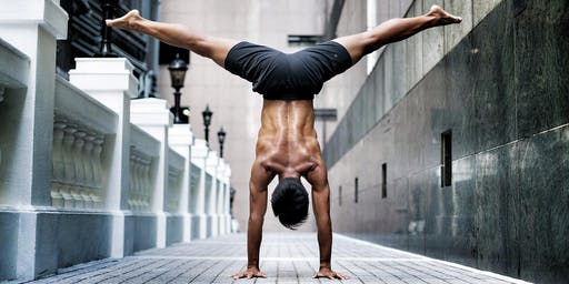 Master the Handstand with Victor Chau