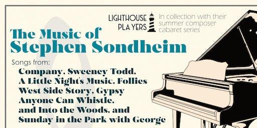 Stephen Sondheim Cabaret