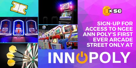 NP Arcade Street tickets