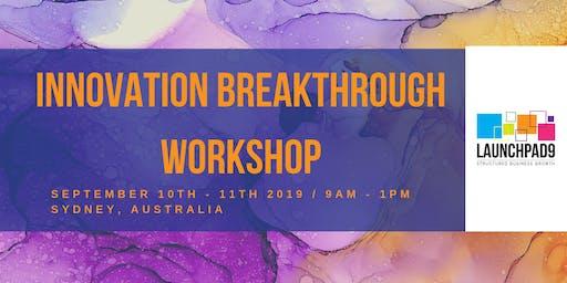 Innovation Breakthrough Workshop