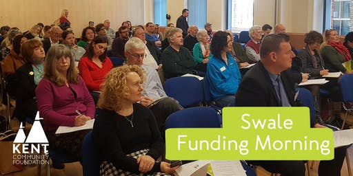 Kent Community Foundation - Swale Funding Morning