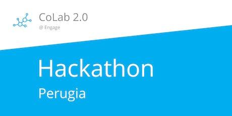 Hackathon CoLab 2.0 Perugia biglietti