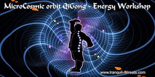 MicroCosmic orbit QiGong - Energy workshop in Essex