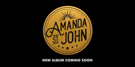 Amanda St John & Band - Album Launch Tour tickets
