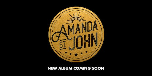 Amanda St John & Band - Album Launch Tour