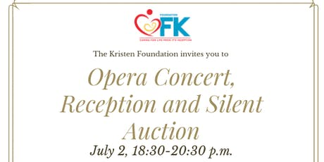 Fundraising Opera Concert and Reception tickets