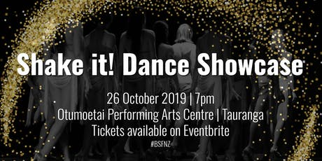 Shake it! Dance Showcase tickets