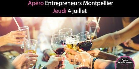 Apéro entrepreneurs Montpellier tickets
