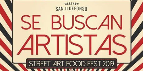 Street Art Food Fest 2019 entradas