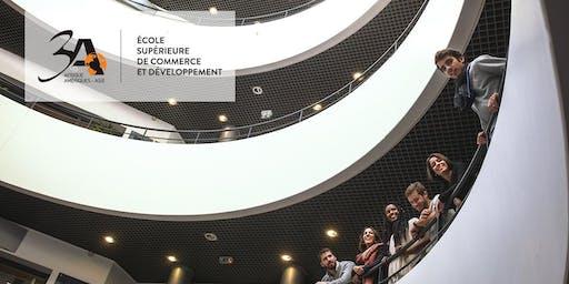 Ecole 3A Lyon - Journée Portes Ouvertes - Samedi 25 Janvier 2020
