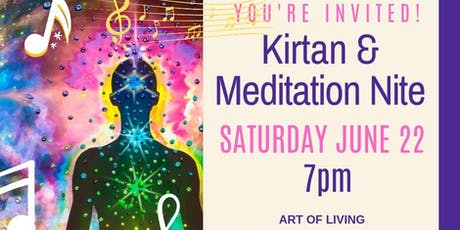 Kirtan and Meditation  tickets