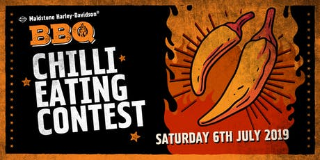 Maidstone Harley-Davidson Chilli-Eating Contest tickets